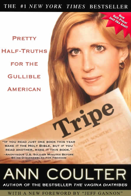 Ann Coulter: Tripe